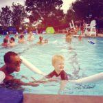 Bang voor zwemles oudersvannature.nl