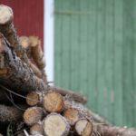Brandhoutvoorraad
