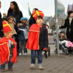 Intocht Sinterkaas, ouders van nature.nl