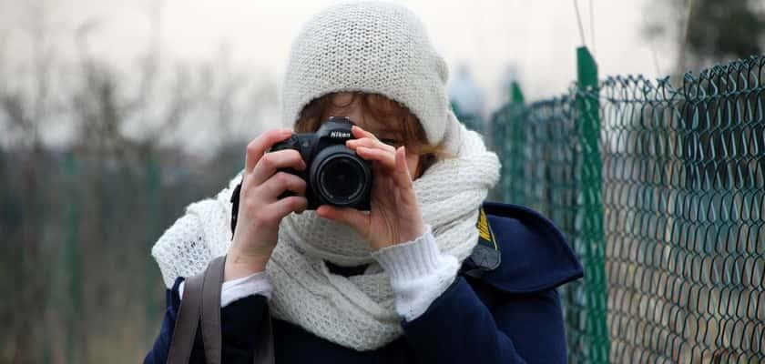 Speurtocht maken door zelf foto's te nemen