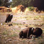 kinderen en media, Sudan hongersnood