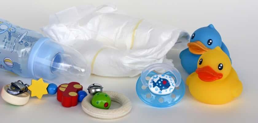 Kleine kinderen en chemicalien