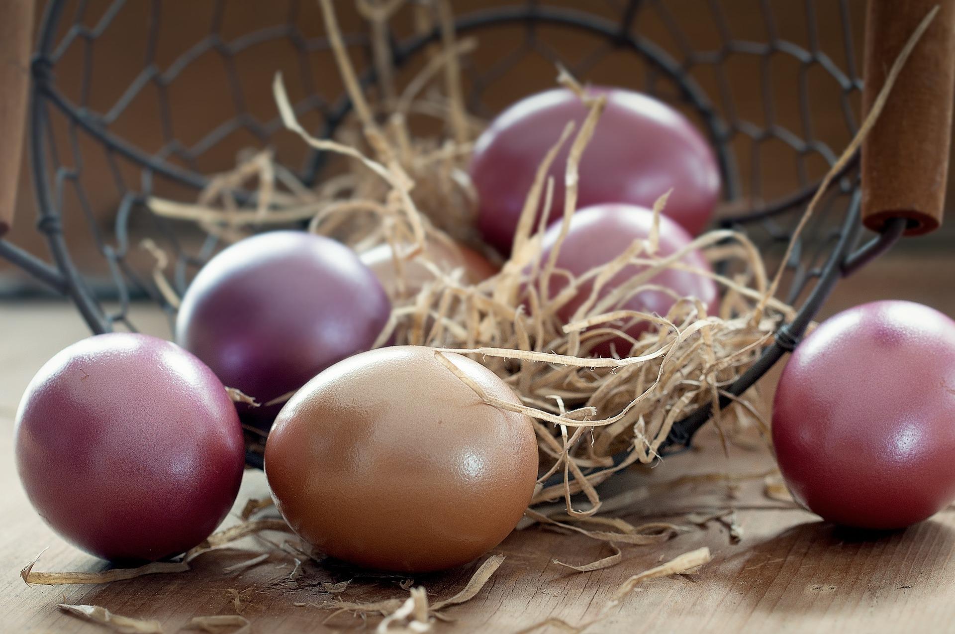 7 leuke activiteiten Pasen met eieren
