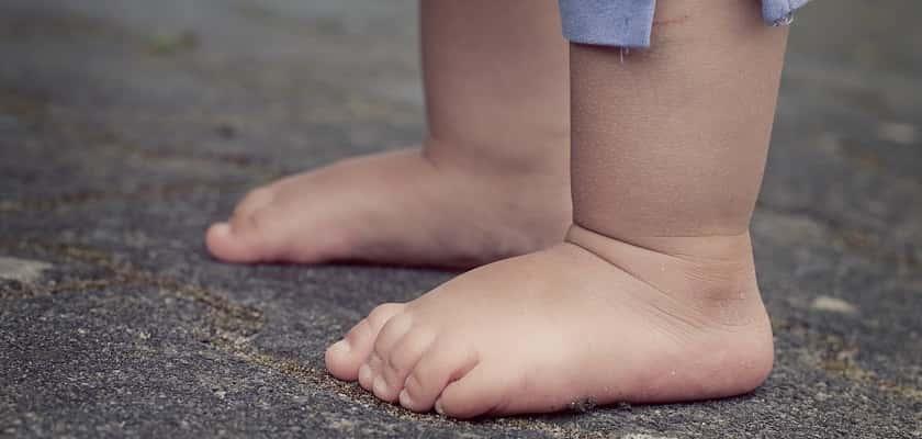 blote voeten lopen goede voeten