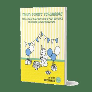 Boek spelletjes voor als je kind 1 jaar word