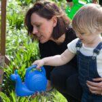 Moestuinieren is voor kinderen erg leerzaam