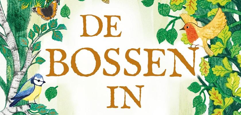 Prentenboek De Bossen In is een leuk cadeau om voor te lezen aan kinderen