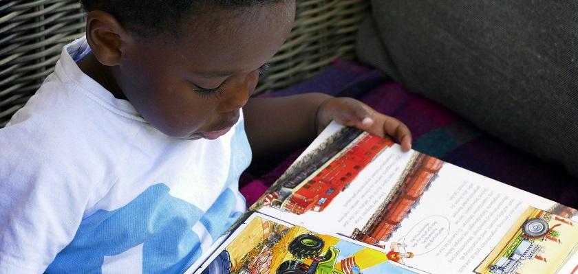 Lezen maakt kinderen nieuwsgierig