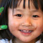 Kinderen moeten knutselen zonder concrete aanwijzingen