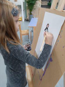 Leuke kinderactiviteit waarbij kinderen hun talenten verbeelden en elkaar complimenten geven.