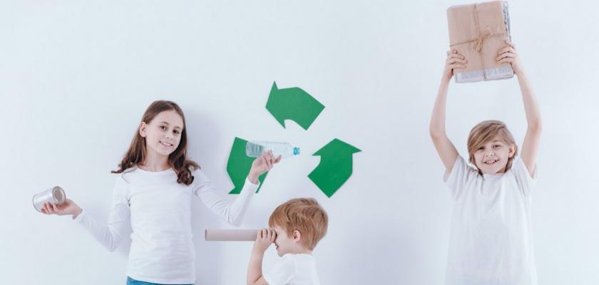 Lees deze speelse tips om kinderen duurzaam op te voeden