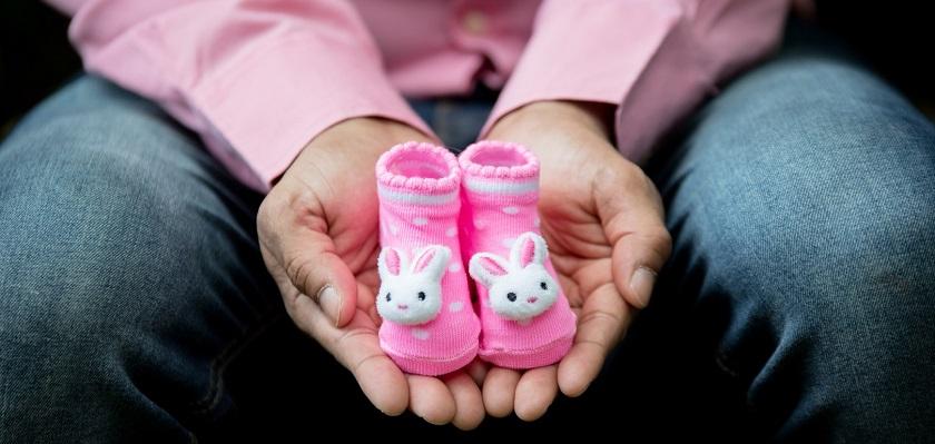 De verwachtingen rond de eerste baby liggen vaak hoog.