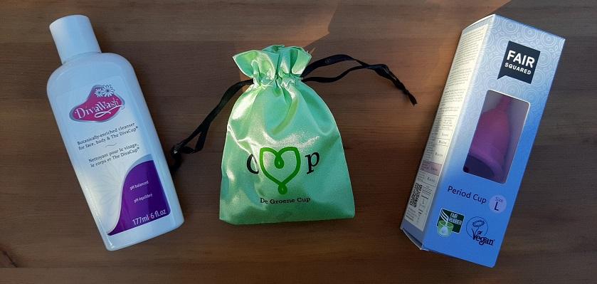 Hoe lastig is het om een menstruatiecup in te doen