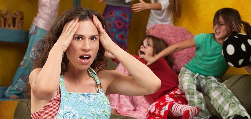 Stress van ouders heeft invloed op de ontwikkeling van kinderen.