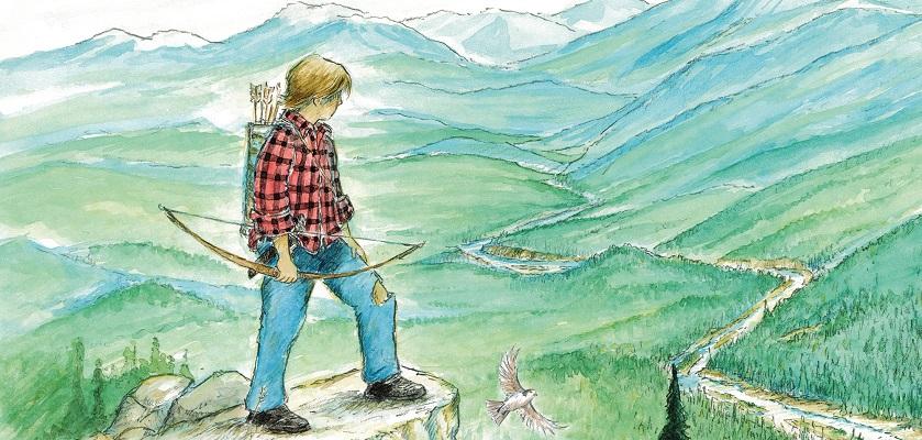 De Yukon Vuurman is een heel spannend jongens boek dat je kunt meenemen als vakantieboek voor kinderen.